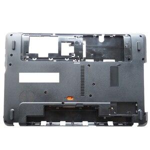 Image 1 - NIEUWE Laptop Bottom Base Cove Voor Packard Bell voor EasyNote TE11 TE11HC TE11HR TE11BZ TE11 BZ TE11 HC TE11 HR Zwart D case
