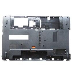 Nowy Laptop dolna baza Cove dla Packard Bell dla EasyNote TE11 TE11HC TE11HR TE11BZ TE11-BZ TE11-HC TE11-HR czarny D przypadku