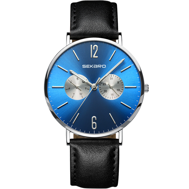 SEKARO 2806 Switzerland watches men luxury brand 2018 new genuine quartz watch mens fashion trend waterproof casual simpleSEKARO 2806 Switzerland watches men luxury brand 2018 new genuine quartz watch mens fashion trend waterproof casual simple