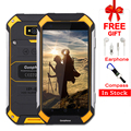 GuoPhone V19 Smartphone Android 5.1 IP68 Waterproof Shockproof Dustproof 4.5 inch MTK6580 Quad Core 1GB RAM 8GB ROM Mobile phone