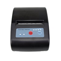Netum impressora térmica bluetooth  mini impressora portátil de rótulo de 58mm para telefone móvel ipad android/ios