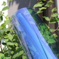 74%VLT UV Proof Chameleon Side Window Solar Film Car Film Home Resistant 1.52Mx10M