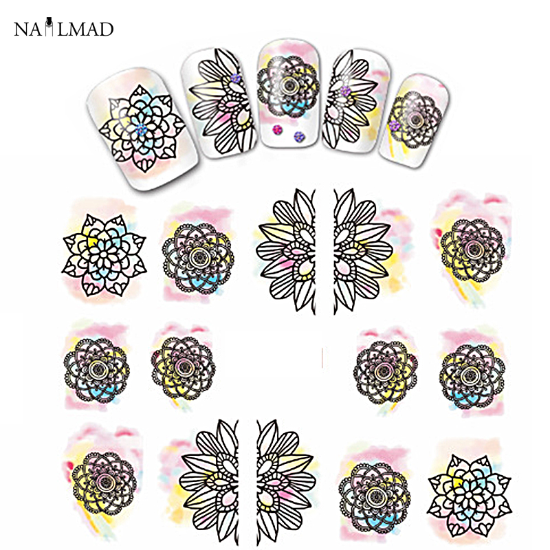 Online Buy Wholesale sunflower nail stickers from China ...
