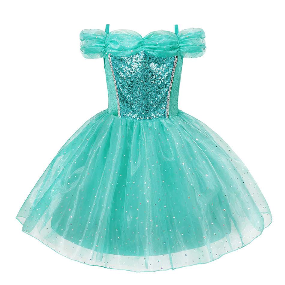 סרט אלדין קוספליי נסיכת יסמין תלבושות עבור בנות פנסי יסמין חולצות ומכנסיים בגדי סט ילד ערבי בטן ריקוד שמלה