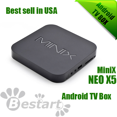 NEO MINIX X5 Android TV Box with Remote, Dual Core RK3066 1.6Ghz, 1GB Rom 16 GB Nand Flash, Mini PC, Android 4.1, Drop Shipping