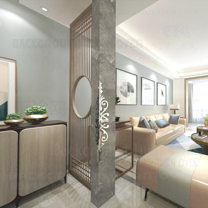 Creative Palace Style malu un stūru sargi mājas rotājumi sienas - Mājas dekors - Foto 4