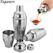 shaker cocktail bartenders bar Tools Wine Shakers Mixer stainless steel 250ml 350 ml 550 750 accessories