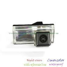 Водонепроницаемый Вид Сзади Обратный Резервного Копирования Камера Для Toyota Reiz 08-09 LAND CRUISER lifan620/Corolla EX/byd F3/F3R/S6/M6