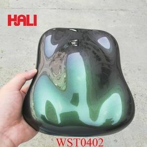 Image 4 - Bukalemun pigment tozu araba boyası pigment, madde: WST0414,1 grup = 10gram, renk: kahverengi/koyu mor, ücretsiz kargo.