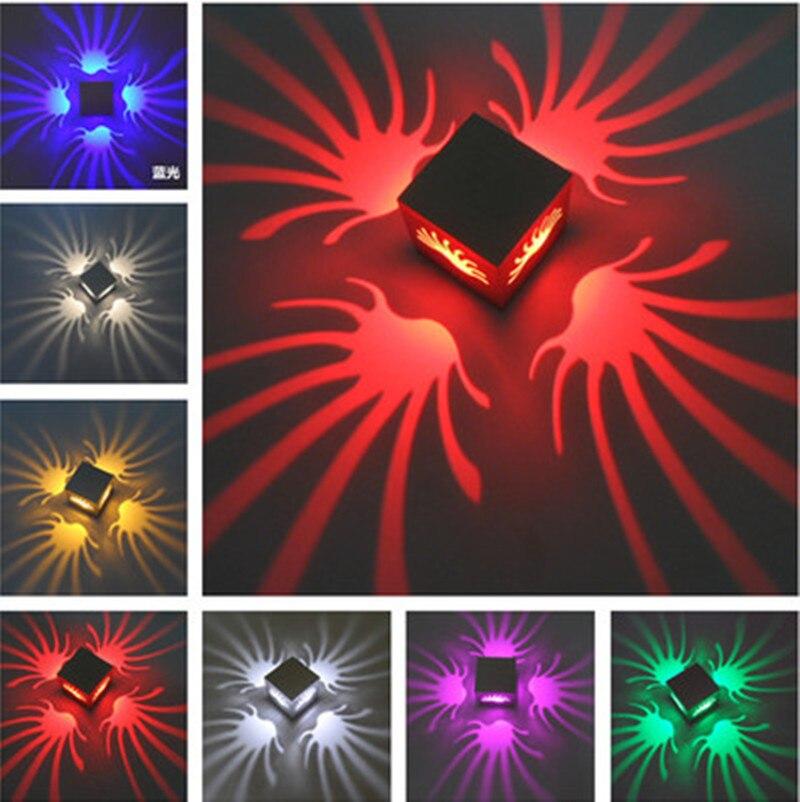 Lâmpadas de Parede para corredor quarto corredor porch Tensão : 220v, 110v, 90-260v