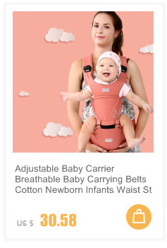 Reasonable Fashion Infant Newborn Baby Hold Carrier Anti-slip Waist Belt Stool Chair Storage Pouch Delicacies Loved By All Backpacks & Carriers Mother & Kids
