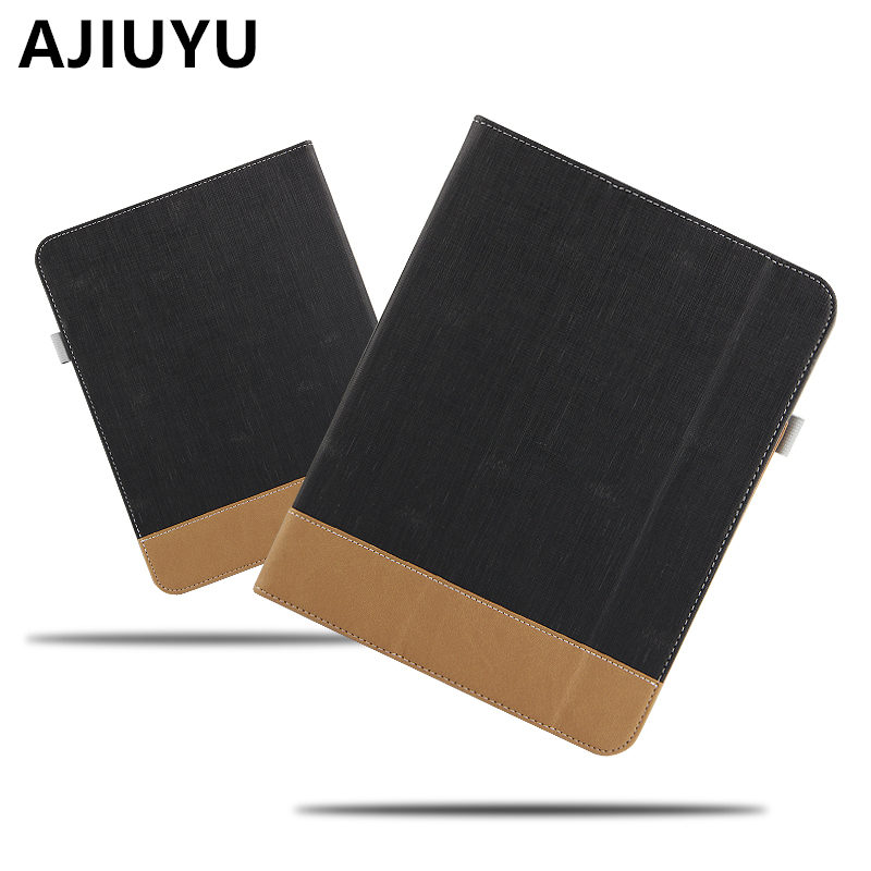 AJIUYU Case For iPad one 1 Cover iPad1 cases Protective Smart Cover Protector Leather PU Tablet A1337 A1219 Sleeve ultra thin smart flip pu leather cover for lenovo tab 2 a10 30 70f x30f x30m 10 1 tablet case screen protector stylus pen