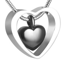 Inner Heart Urn Necklace