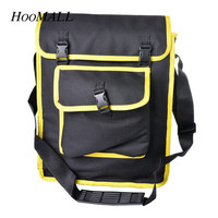 Hoomall Large Small Multi Functional Tool Kit Wear Resistant Oxford Cloth Shoulder Electrical Tool Bag Household