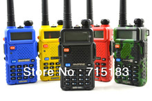 Baofeng UV-5R Dual Band Dual display VHF+UHF CB Radio UV5R 1800mAH Battery 128CH 5W Transceiver UV 5R FM Ham Two Way Radio