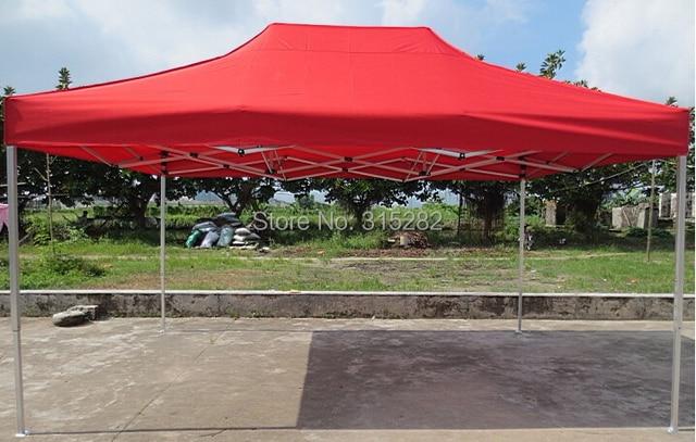 High Quality Iron Square Tube Folding Advertising Exhibition Tents Canopy Gazebo Mobile Garages Unfolding Pop Up & High Quality Iron Square Tube Folding Advertising Exhibition Tents ...