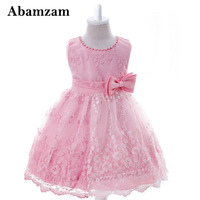 Kids Girls Summer Infant Baby Dress Toddler Girls Birthday Party Princess Dresses New Style Children Clothing