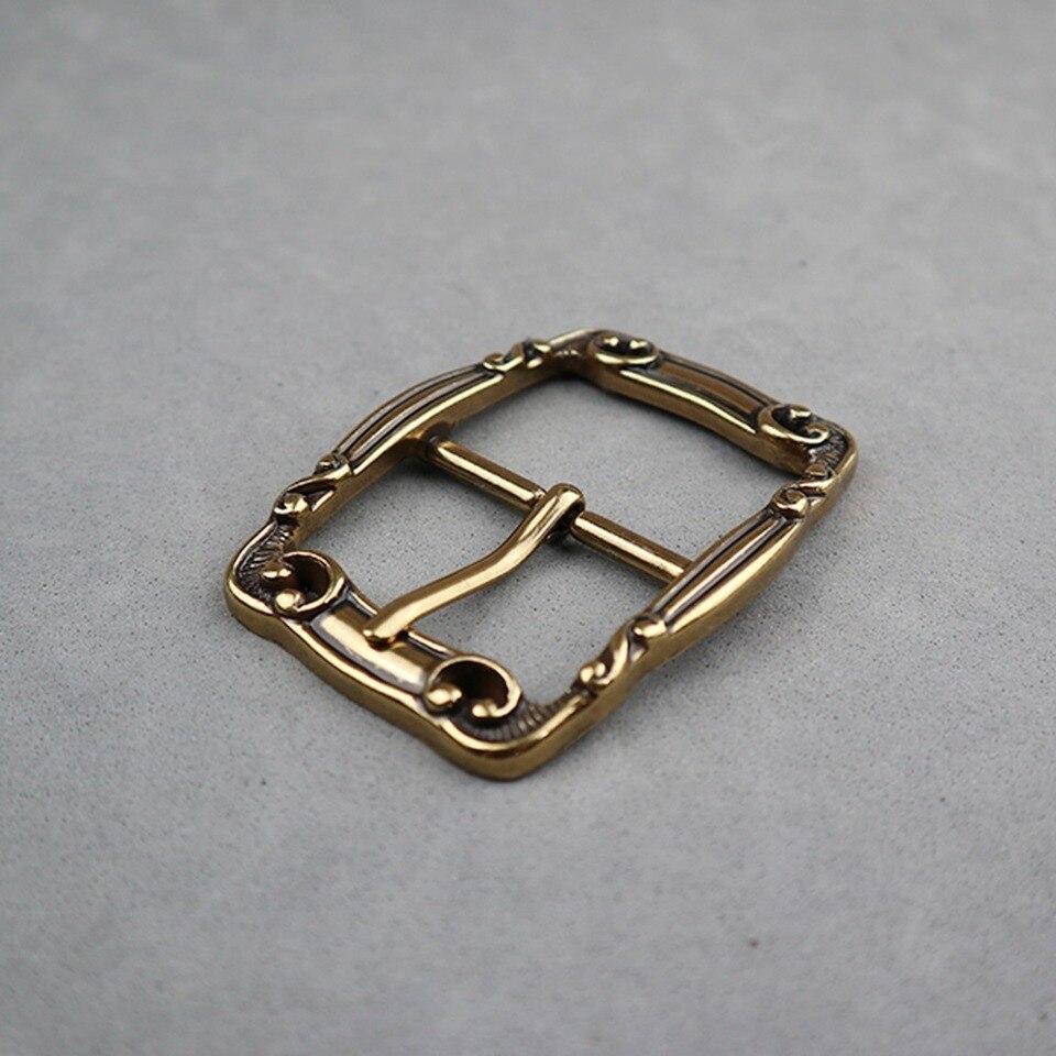Buckle 30mm Antique Brass Finish