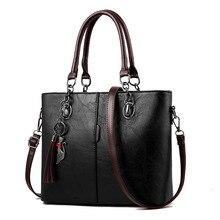 2018 固体ショルダーバッグ革ハンドバッグ嚢ボルサ feminina 高級ハンドバッグ女性のバッグデザイナービッグ女性のためのクロスボディバッグ