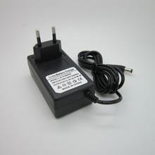 Carregador de Bateria Frete Grátis 100-240 V 12.6 2A de Polímero Lítio V2A Power Adapter Dual IC 12.6v2a