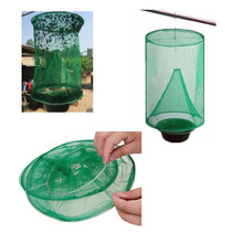Get more info on the 1PCS Pest Control Reusable Hanging Fly Catcher Flies Flytrap Zapper Cage Net Trap