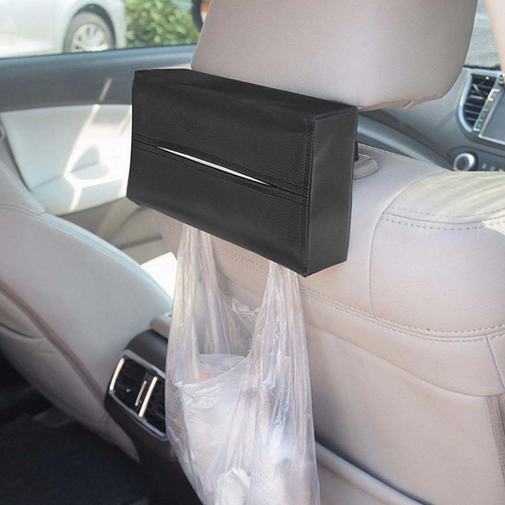 Car Accessories Tissue Box Napkin Holder
