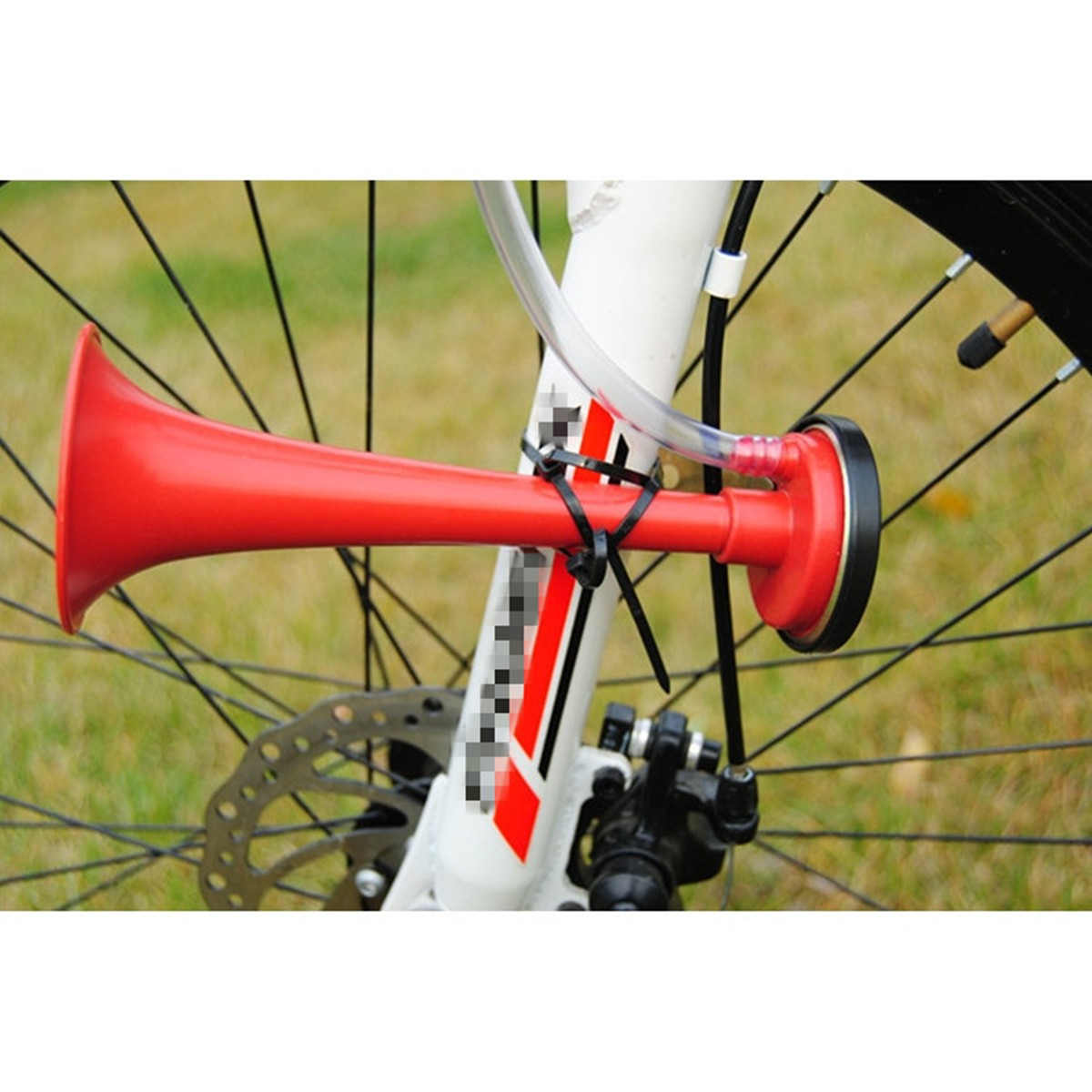 Mtb Mountain Road Cycling Bicycle Alarm Bicycle Bell Bike Horn