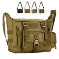 1000D Nylon saco do Mensageiro Saco de Ombro saco estudante Militar dos homens Maleta bolsa Para Laptop Pacote de Trekking