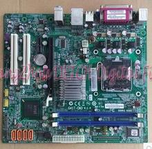 G41 DDR3 G41T-CM3 Board  775 -pin motherboard was set disassemble