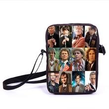 Doctor Who Mini Travel Bag