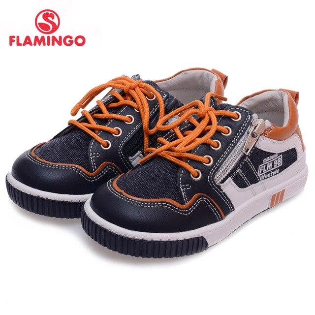 Фламинго 100% русский Известный Бренд 2016 новое поступление весна и осень детская модная обувь высокого качества 61-XP123
