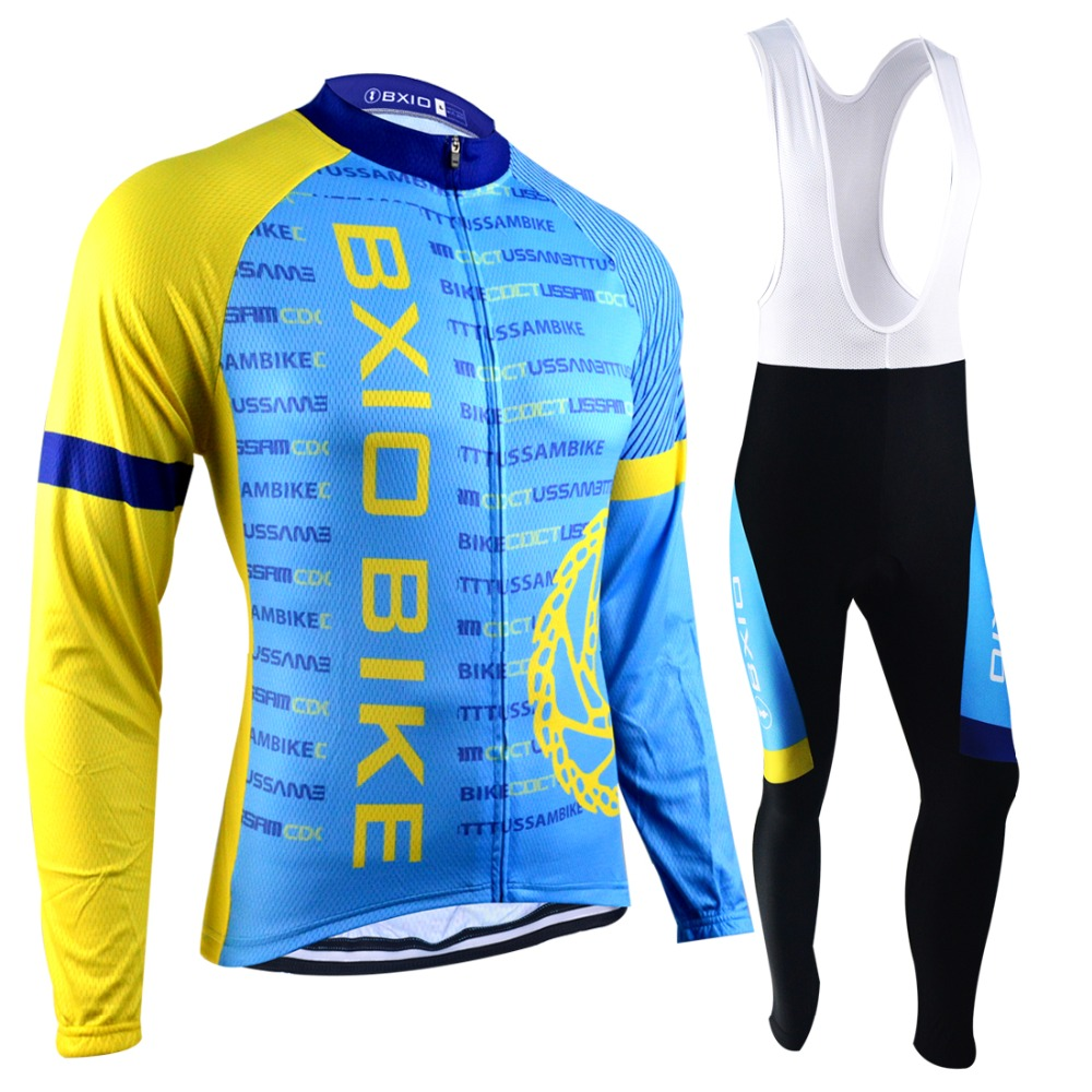 BXIO Invierno Ropa Ciclismo Winter Cycling Jersey Thermal Fleece Long Sleeve Pro MTB Bike Clothing Autumn Bicycle Clothes 041 black thermal fleece cycling clothing winter fleece long adequate quality cycling jersey bicycle clothing cc5081