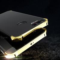 Xiaomi Mi5x Phone Case Metal aluminum PC Armor Cover For Xiaomi MI A1 mi a1 Case Full Protection Fashion Xiao Mi 5X Phone Cover