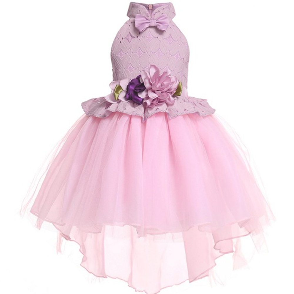 Elegant Toddler Girls Dress For Girls Party Dresses Kids Wedding Baby Girls Dress Summer Princess Ball Gown Children Clothes baby girls striped dress for girls formal wedding party dresses kids princess children girls clothing