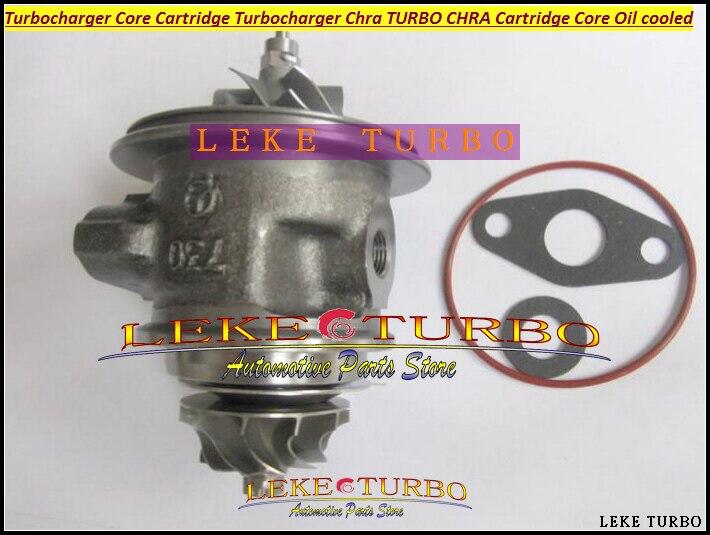Turbo Cartridge Chra TD02 49173-07508 49173-07503 49173-07507 For FORD Fiesta C-MAX For Citroen C3 C4 Peugeot 307 407 DV6A 1.6L auto turbos kit td02 turbo chra 49173 07507 49173 07502 9657530580 9657603780 turbine core for ford fiesta vi 1 6 tdci 2005
