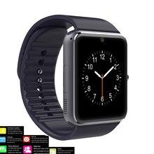 Bluetooth Smartwatch GT08 Smart Uhr für iPhone 6/5 S Samsung S4/Note3 HTC Android Phone Smartphones Android tragen pk GV18 dz09