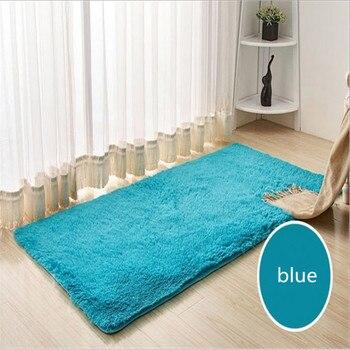 Living room carpet sofa coffee table large floor carpet 1500mmx1500mmx45mm