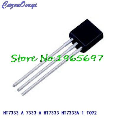 10pcs/lot HT7333-A 7333-A HT7333 HT7333A-1 TO-92 New Original In Stock