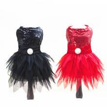 Новейшая модель; летние для домашних животных собак, балетные пачки, платья на собака мелких пород Танцы Одежда для собак