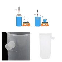 Переполнения может чашки Пластик стакан с жёлоб для бетонной смеси, флотации Принципиальная модель учебный комплект