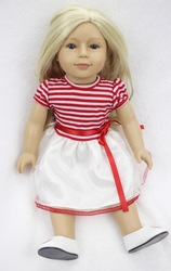 Pursue 7 style new fashion american girl doll toys realistic lifelike baby alive doll toys american.jpg 250x250
