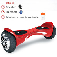 New Style HX X3 Two Wheel Self Balancing Electric Scooter With Bluetooth APP Standing Drift Board