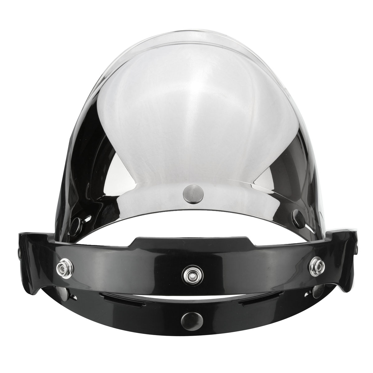 3 color flip up down motorcycle helmet bubble wind mirror for Mirror visor