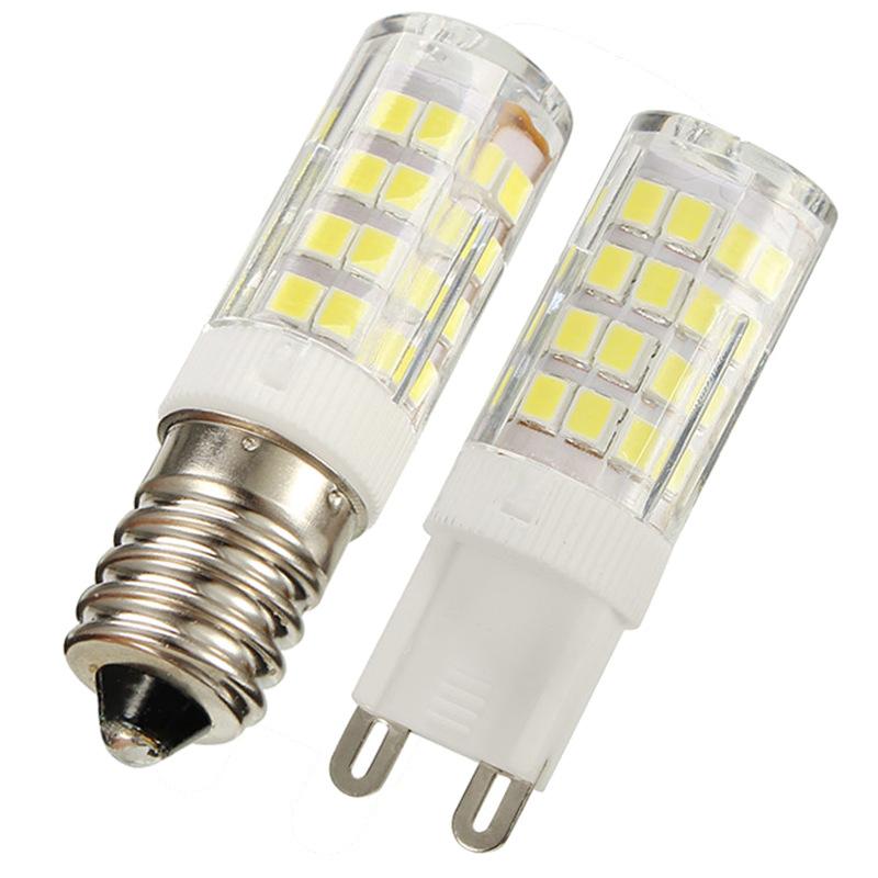 luz led maz bombilla halgena g e e w led cermica reemplace la lmpara luz