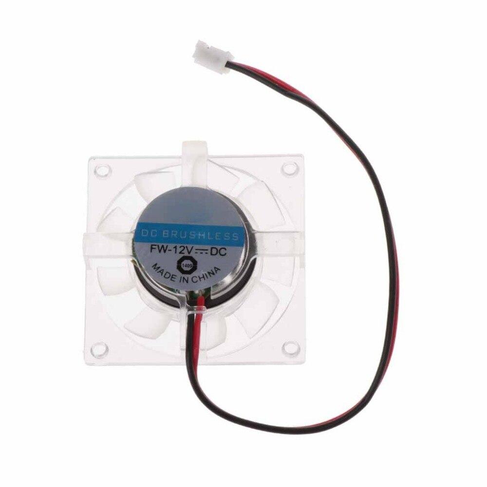 40x40mm Quadratische Grafik Vga Video Karte Cpu Kühlkörper Kühler Lüfter Auspuff Kleine Klimaanlage Geräte Fans
