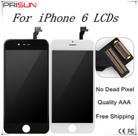 10PCS Grade AAA Quality For IPhone 6 LCD Display With Touch Screen Digitizer Assembly Replacement