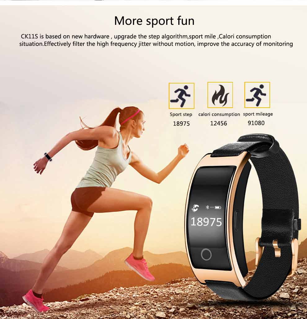 CK11S Smart Band Blood Pressure Heart Rate Monitor Wrist Watch CK11S Smart Band Blood Pressure Heart Rate Monitor Wrist Watch HTB1w