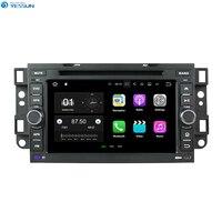 Yessun Android автомобильный навигатор GPS для Chevrolet Aveo 2004 ~ 2011 Аудио Видео Радио стерео Мультимедиа HD Сенсорный экран плеер.