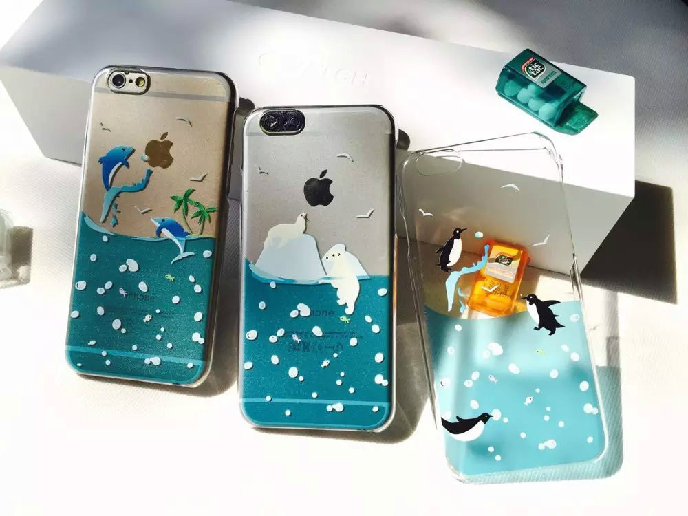 penguin phone case iphone 6