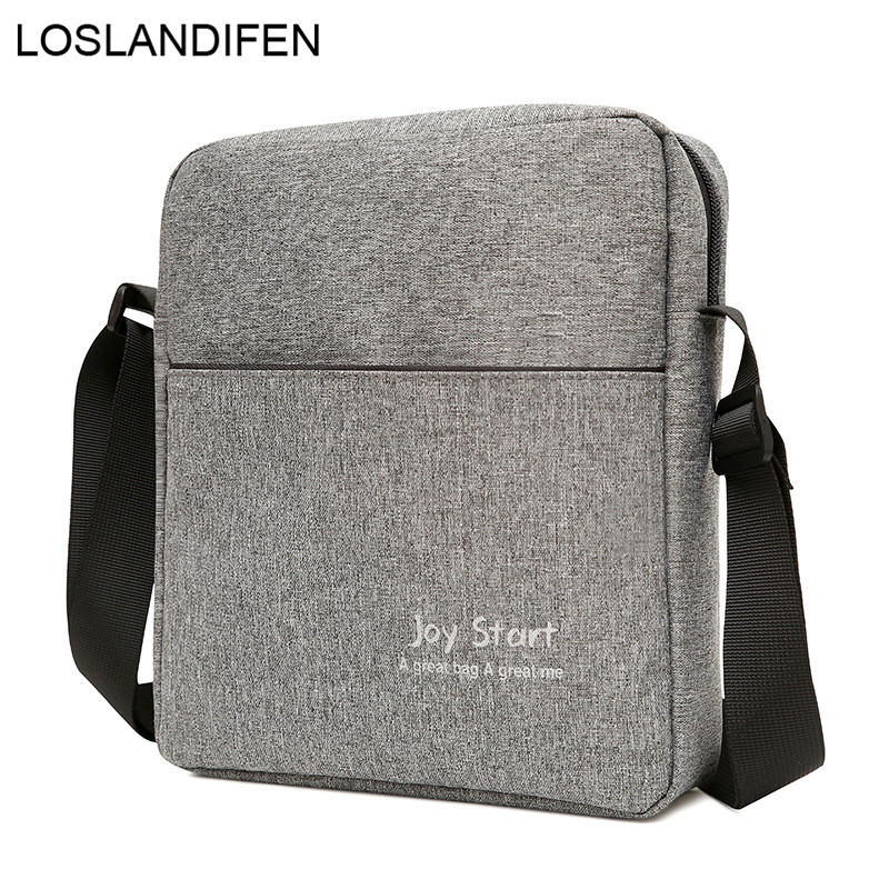 Small Handbag Bags Satchel Tablet Crossbody-Bag Nylon Waterproof Casual Women Bolsas